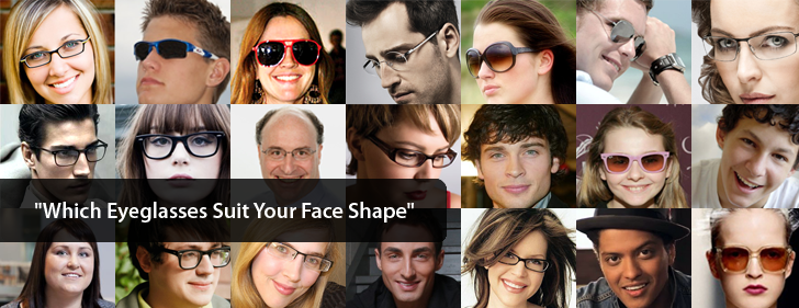 Glasses Frames To Suit Long Face : How to determine your face shape - Medical OpticsMedical ...
